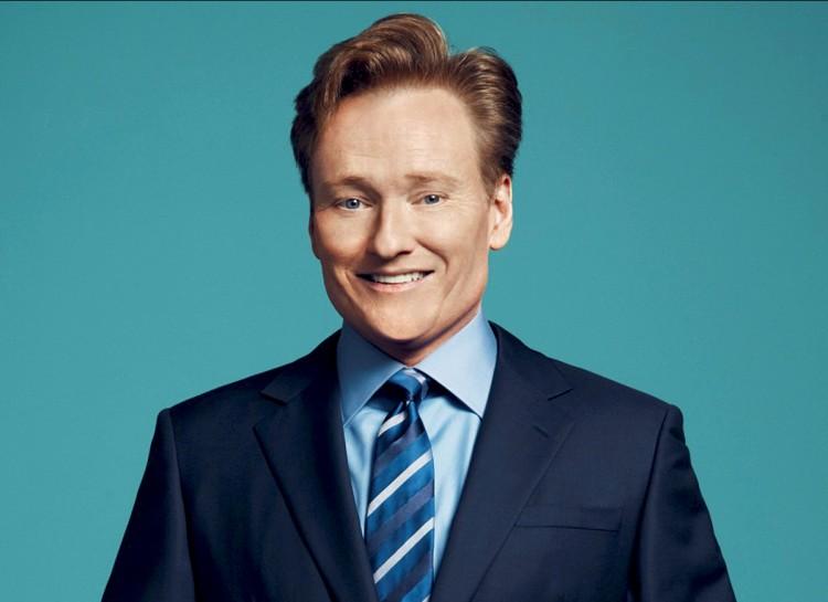 3. Conan O'Brien