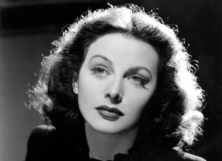 9. Hedy Lamarr