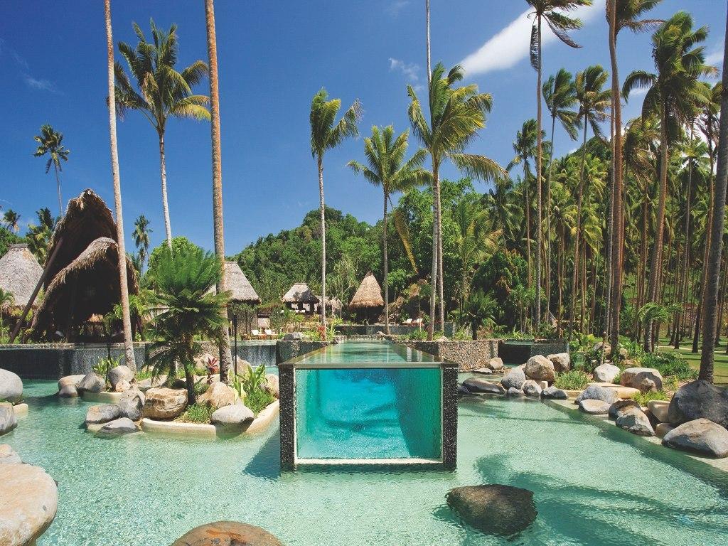 9. Laucala Island, Fiji