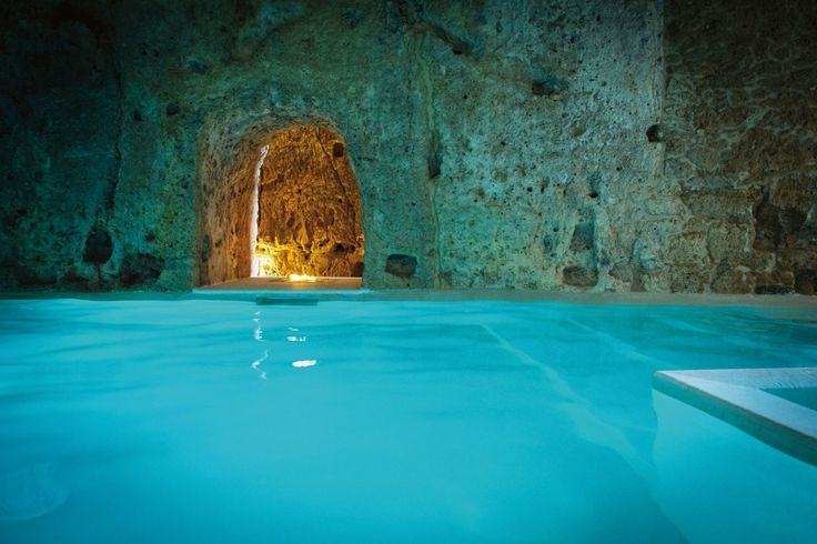 11. Domus Civitas Cave Pool