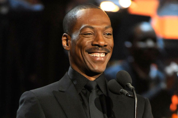 Eddie Murphy: his career ended years ago