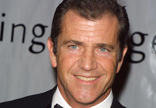 Mel Gibson was a big actor