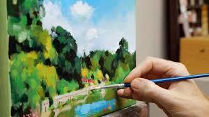 Start painting